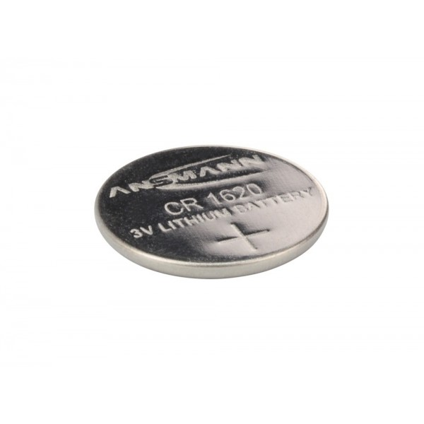 Lithium Knopfzelle CR1620