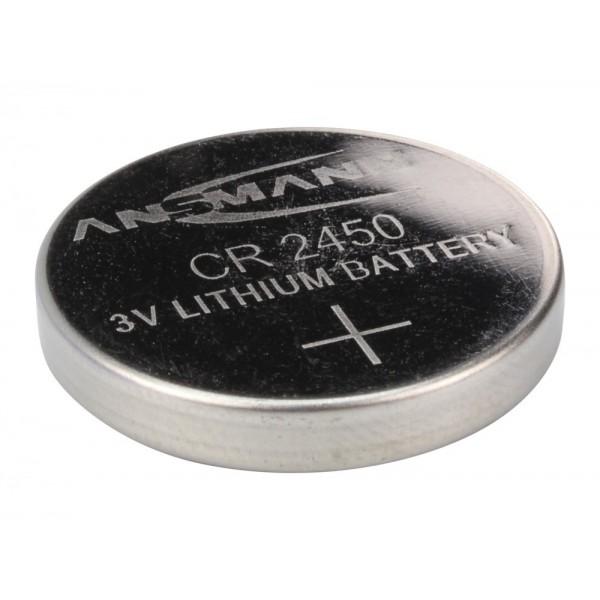 Lithium Knopfzelle CR2450