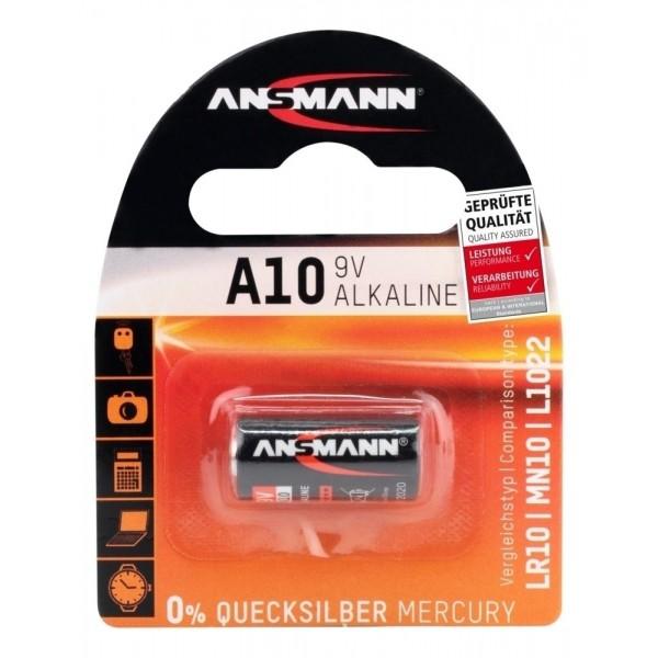 ANSMANN Alkaline Batterie A10 (9V)