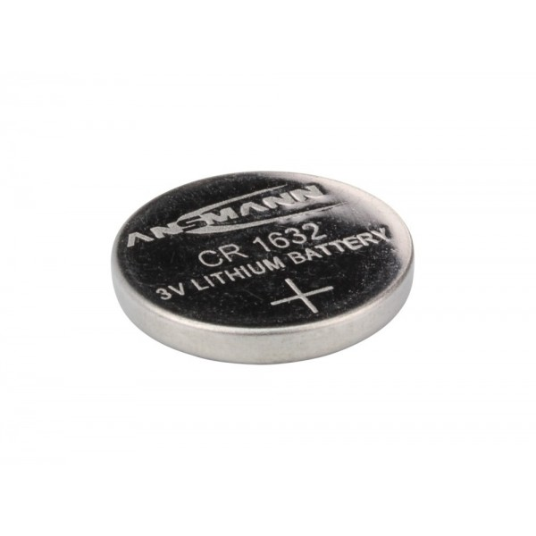 Lithium Knopfzelle CR1632