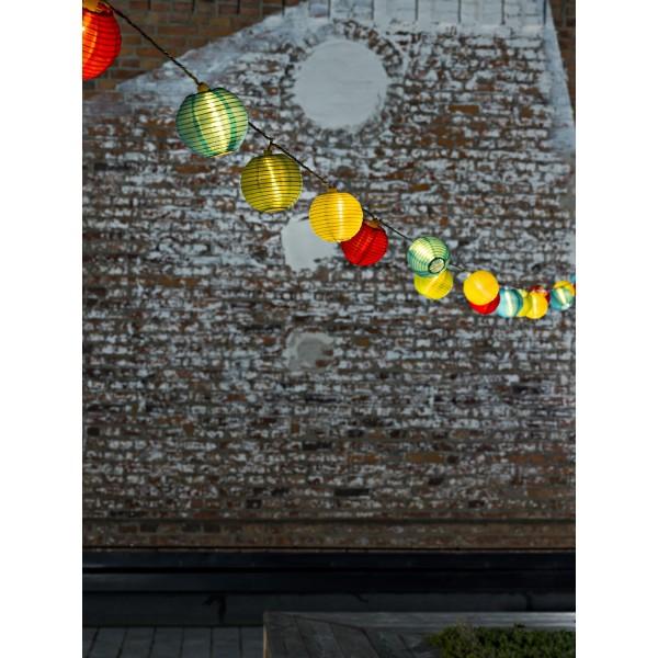 LED Dekolichterkette Reiskugeln Konstsmide bei LED Universum