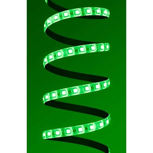 4 in 1 RGB WW LED Streifen Platine Grün