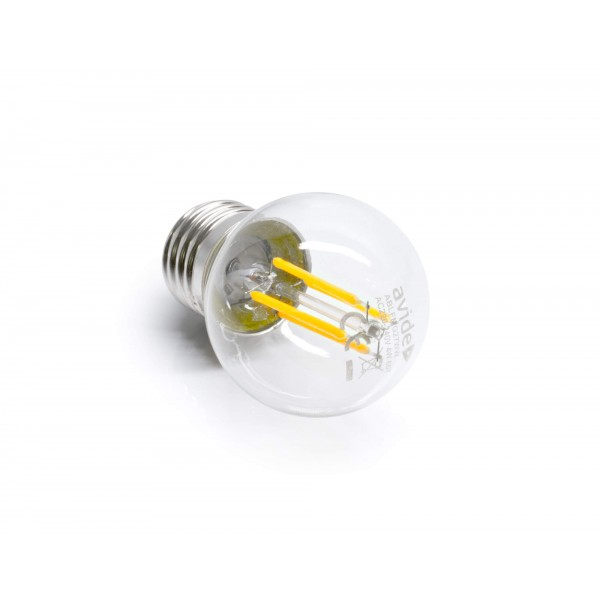 4W LED Filament Lampe - warmwei?? - E27