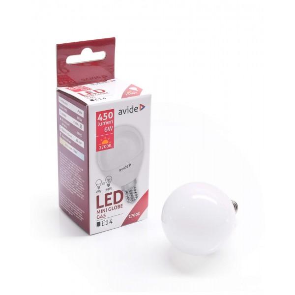 6W LED Lampe - warmweiß - E14 - mit Packung
