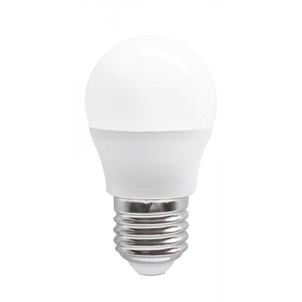 6W LED Lampe - warmweiß - E27