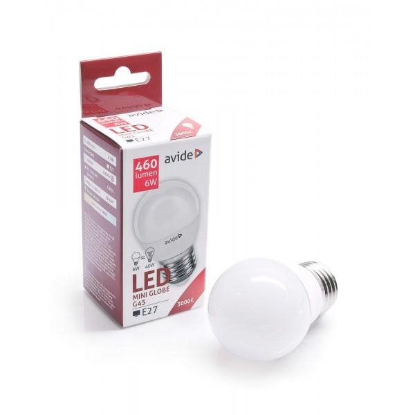 6W LED Lampe - warmwei?? - E27 - mit Packung