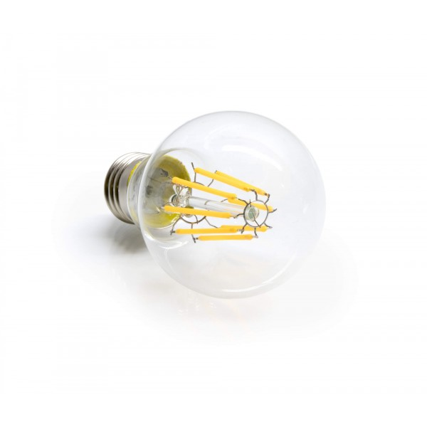 8W LED Filament Lampe E27 A60