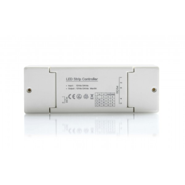 Professional 24V RGBW LED Streifen - Controller