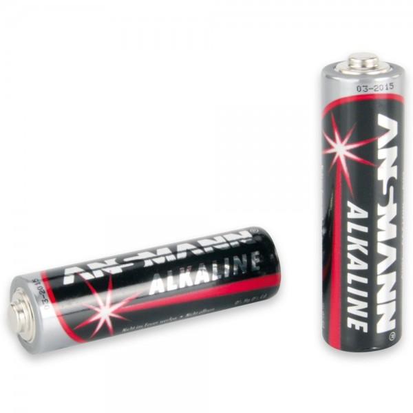 ANSMANN Alkaline Batterie Mignon AA