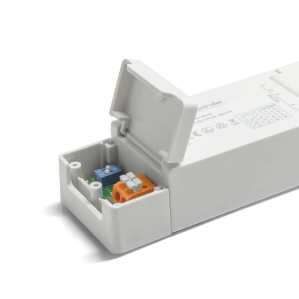 Smart Home Dimmer Funktionsauswahl und Anschluss Strom