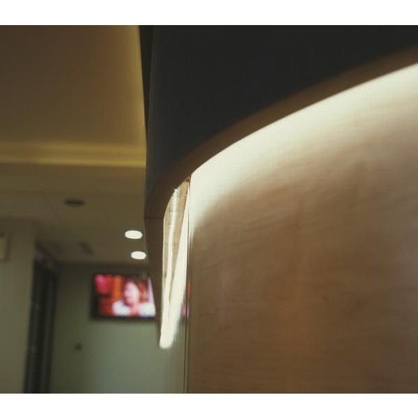 Comfort 12V CCT 2in1 LED Streifen 120 LED/m - Anwendungsbeispiel - indirekte Beleuchtung
