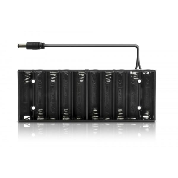 Batteriebox f??r mobile LED Anwendungen - 10fach