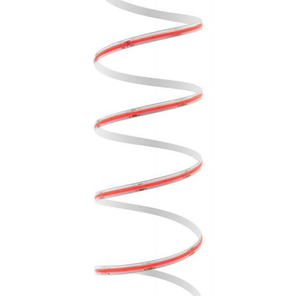 Premium 24V COB LED Streifen rot IP65 - Streifen
