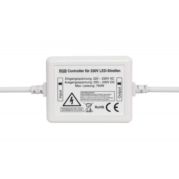 Controller für 230V RGB Steuerung