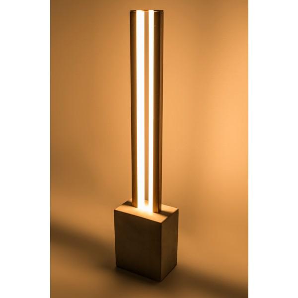 LED Tischleuchte Damon - Anwendung
