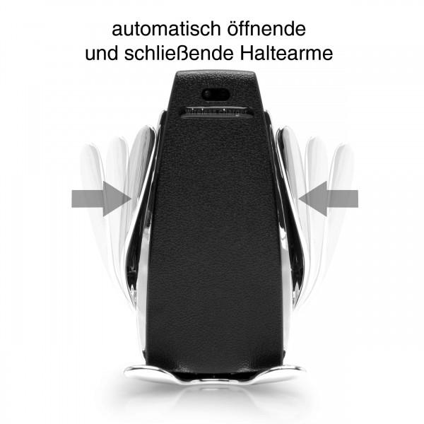 STARKtech Drahtloses Qi-Ladeger??t mit 10 W - elegantes, modernes Design