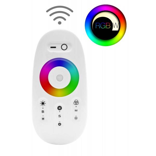 Hochwertige Funkfernbedienung für RGBW LED Streifen