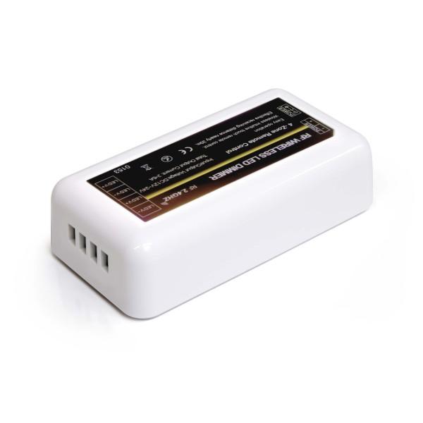 4 Zonen Funkcontroller für CCT Streifen (Anschlüsse LED)