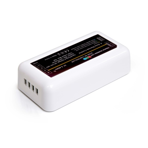 4 Zonen Funkcontroller RGB (Anschlüsse LED)