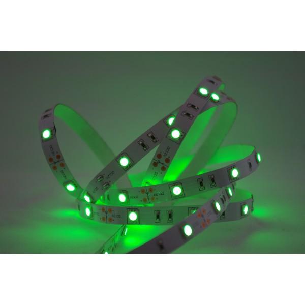 LED Treppenbeleuchtung - Beispiel Farbwiedergabe - grün
