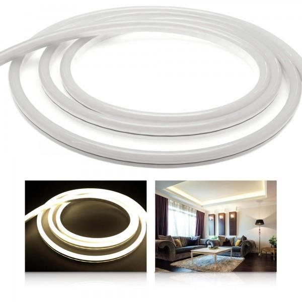 NeonFlex Premium 24V neutralweiß LED Streifen