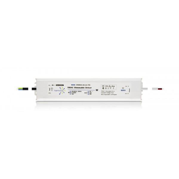 24V LED Konstantspannungsnetzteil 60W - vorn