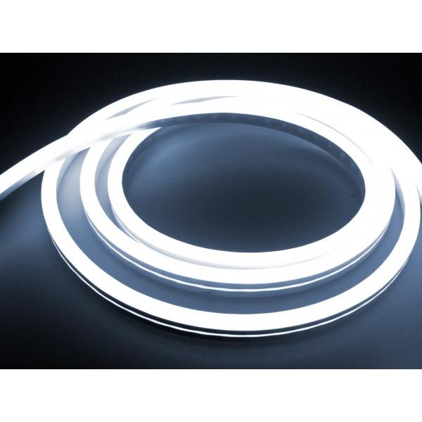 NeonFlex Premium 24V neutralwei?? LED Streifen - eingeschaltet