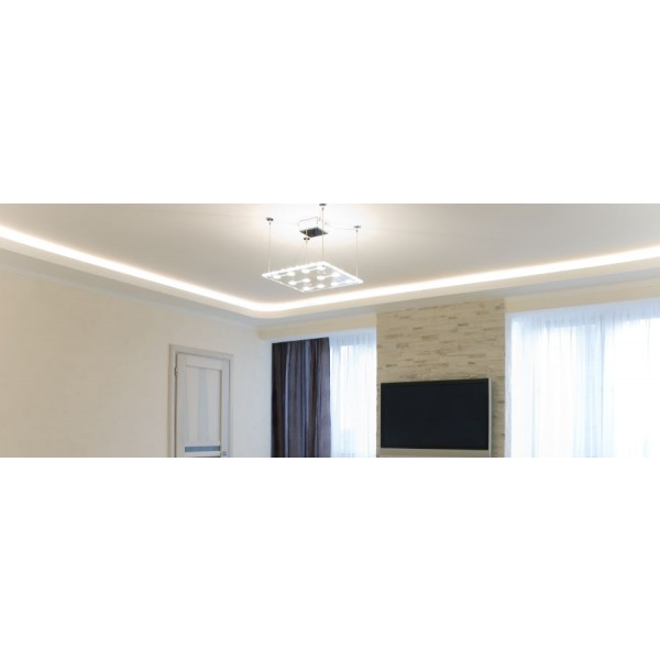 Premium 24V LED SideView Streifen Set 60 LED/m - Anwendungsbeispiel