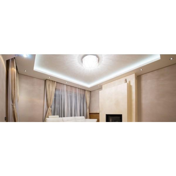 Premium 24V LED SideView Streifen Set 120 LED/m - kaltwei?? - Anwendungsbeispiel
