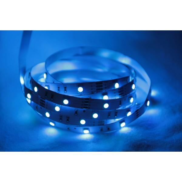 ... LED Treppenbeleuchtung Für Den Innenbereich   RGB   Blau ...