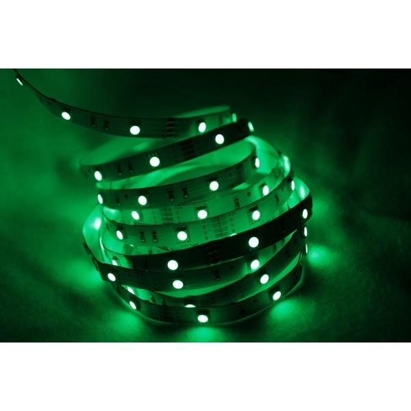 LED Treppenbeleuchtung für den Innenbereich - RGB - grün