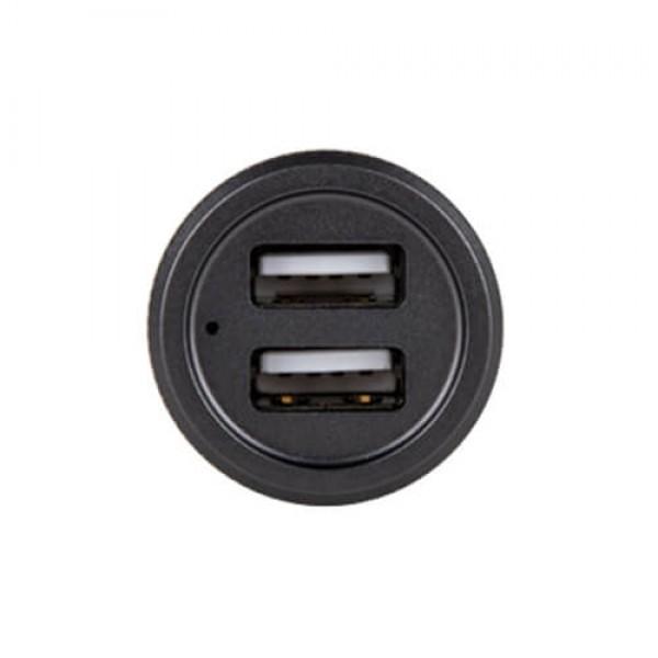 OtterBox Schnellladendes KfZ-Ladeger??t mit 2 USB-Ports schwarz