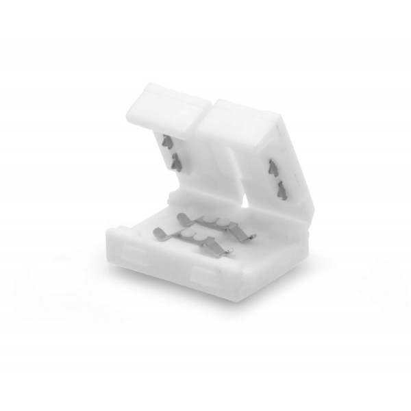 Verbinder 2 polig mit Klippbefestigung 0cm