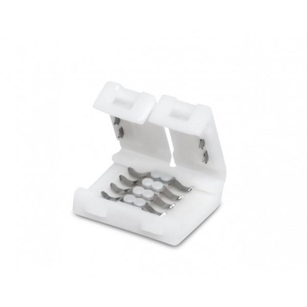 Verbinder 4 polig mit Klippbefestigung 0cm
