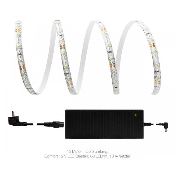 15m 10A 12V Netzteil 120W
