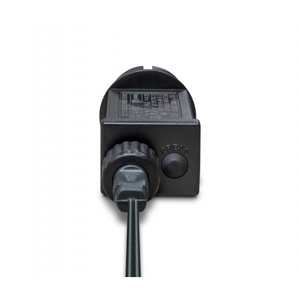Weihnachtsbeleuchtung LED Lichterkette - Netzteil mit integriertem Controller - Schalter