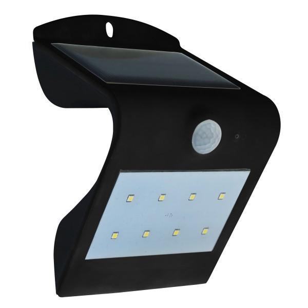 SolarWave15-Schwarz Sensorleuchte