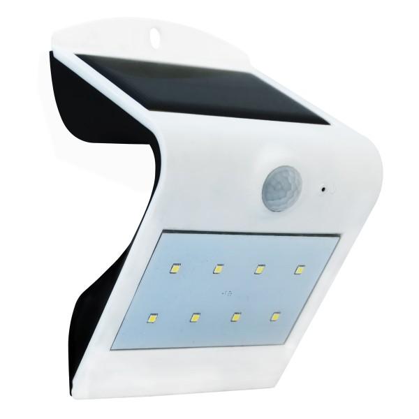 SolarWave15-Weiß Sensorleuchte