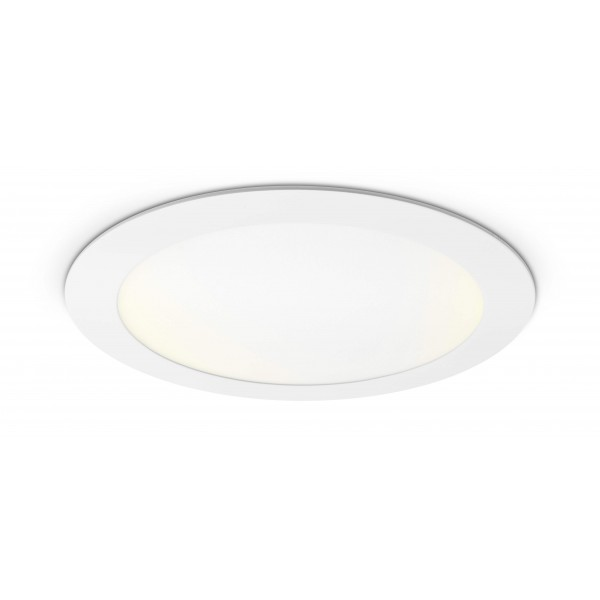 Rundes LED Panel - 18W - neutralweiß - Decke