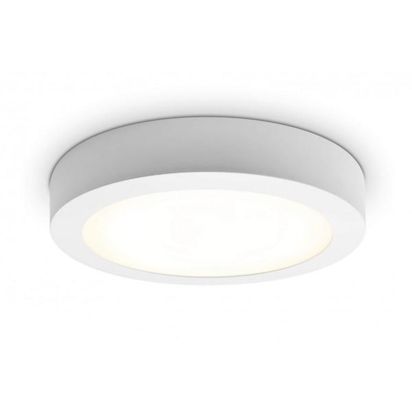 LED Panel zur Aufputzmontage - 18W  - rund - warmwei?? - Decke