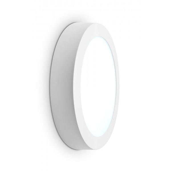 LED Panel zur Aufputzmontage - 18W  - rund - kaltwei?? - Wand