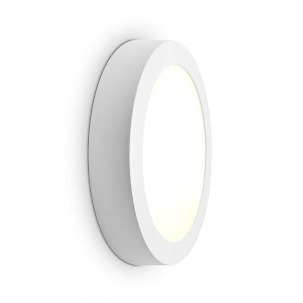 LED Panel zur Aufputzmontage - 18W  - rund - neutralwei?? - Wand