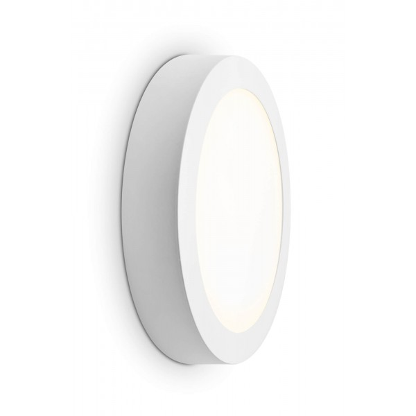 LED Panel zur Aufputzmontage - 18W  - rund - warmwei?? - Wand