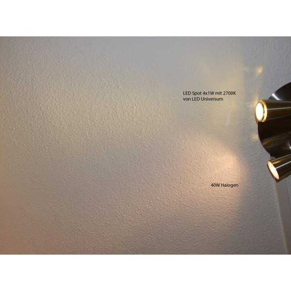 GU10 LED Spot - LED Universum