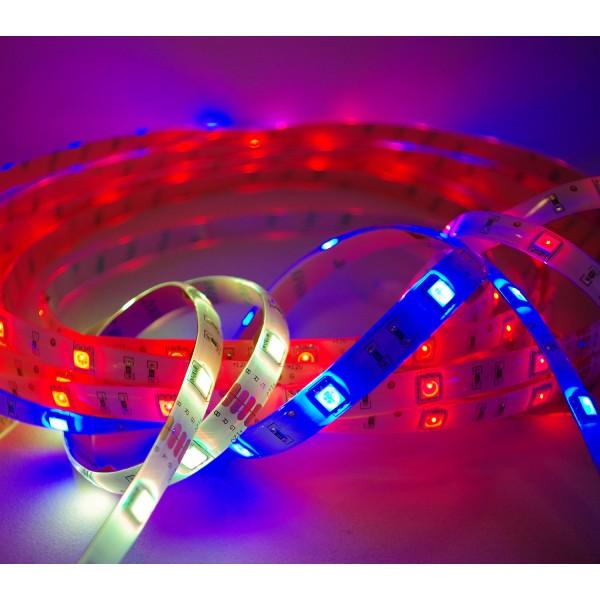 Comfort 12V RGB LED Streifen in verschiedenen Farben