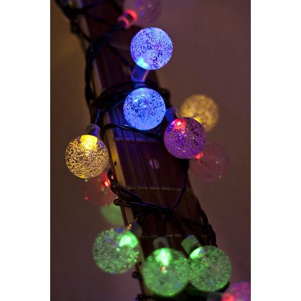 LED Solarlichterkette Helsa- Dekorationsvorschlag