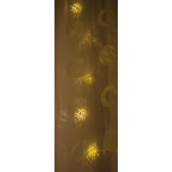 LED Solarlichterkette Leia - Dekorationsvorschlag