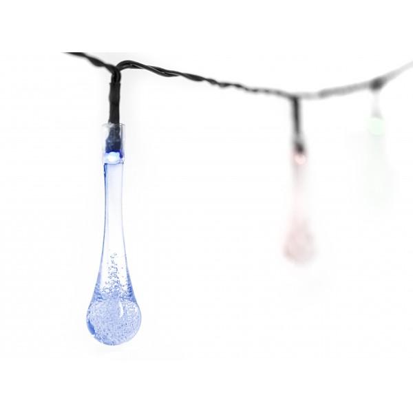 LED Solarlichterkette Linga