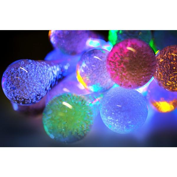LED Solarlichterkette Linga - Dekorationsvorschlag