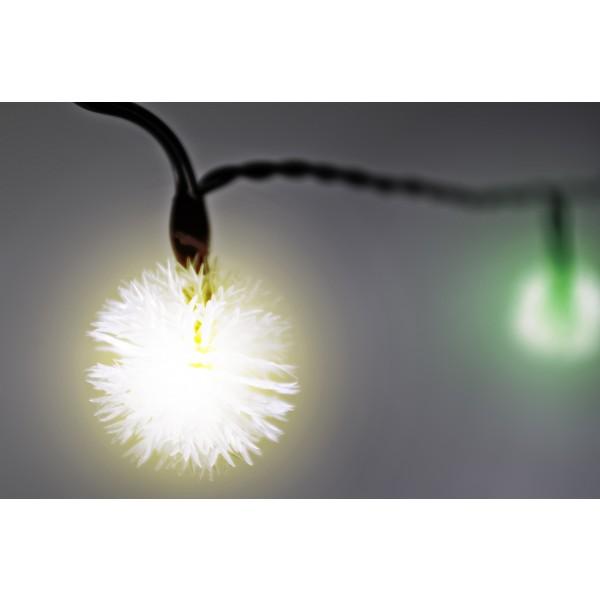 LED Solarlichterkette Maril